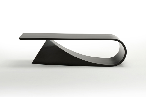 limited edition design furniture by Luca Casini - Static Dynamism